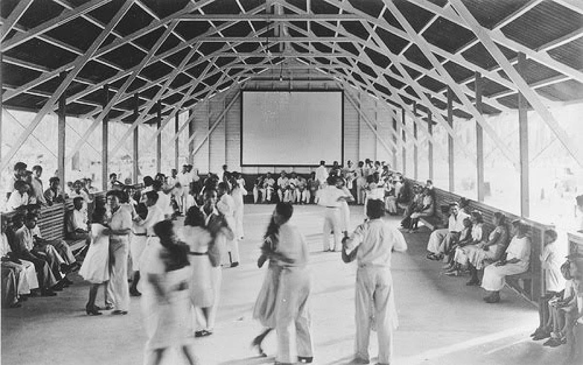 Fordlandia dance hall