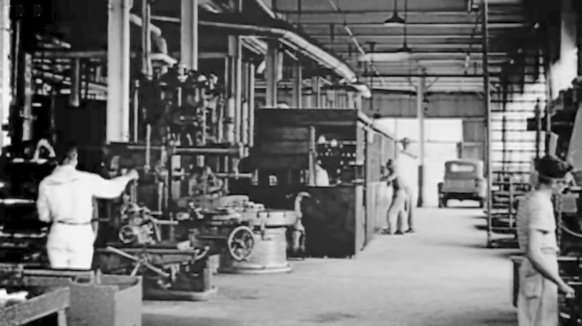 Fordlandia factory