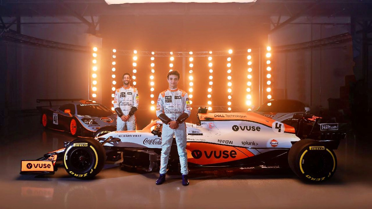 Gulf McLaren 10