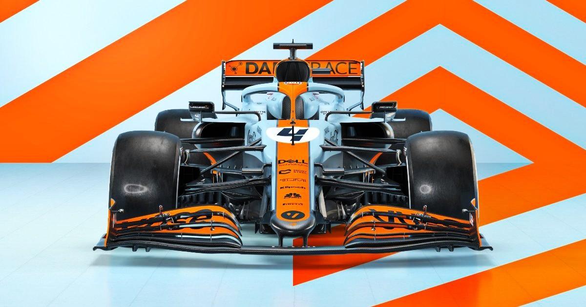 Gulf McLaren 6