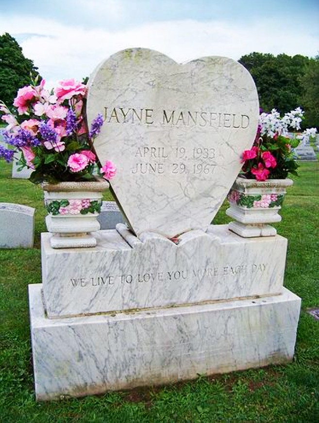 Mansfield grave