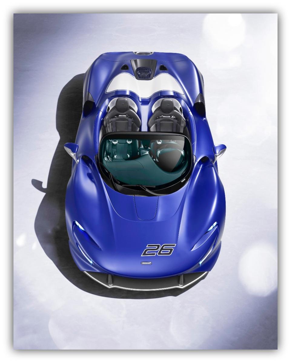 McLaren Elva 1