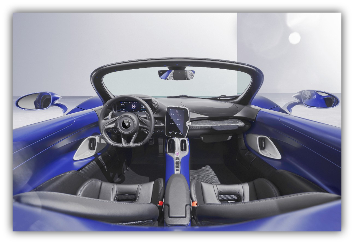 McLaren Elva 6