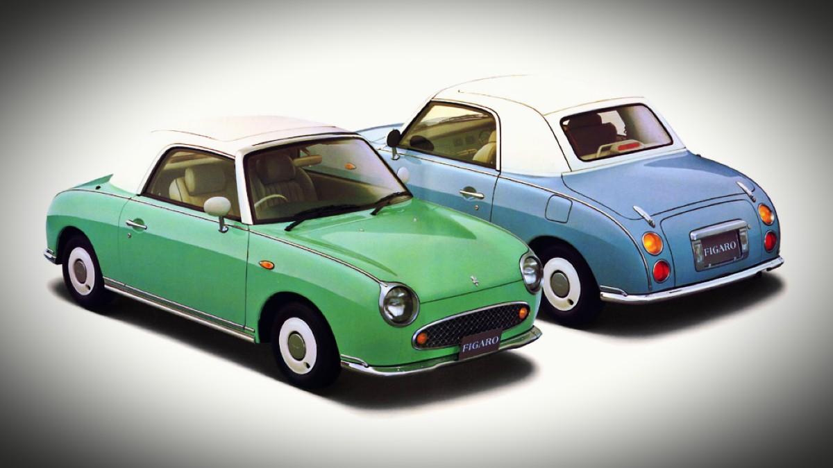 Nissan Figaro 3