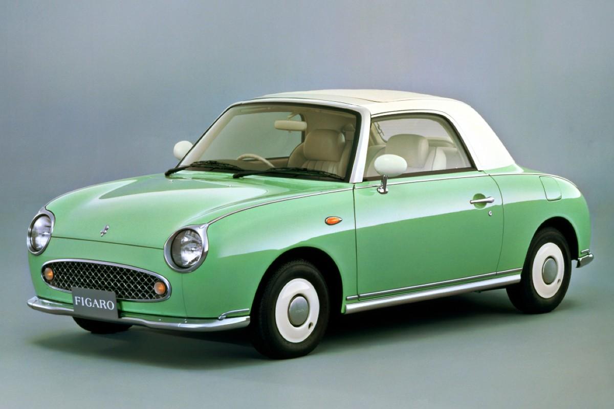 Nissan Figaro 4