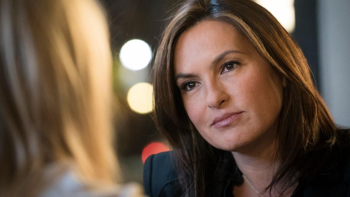 Olivia Benson is Mariska in Law Order SVU