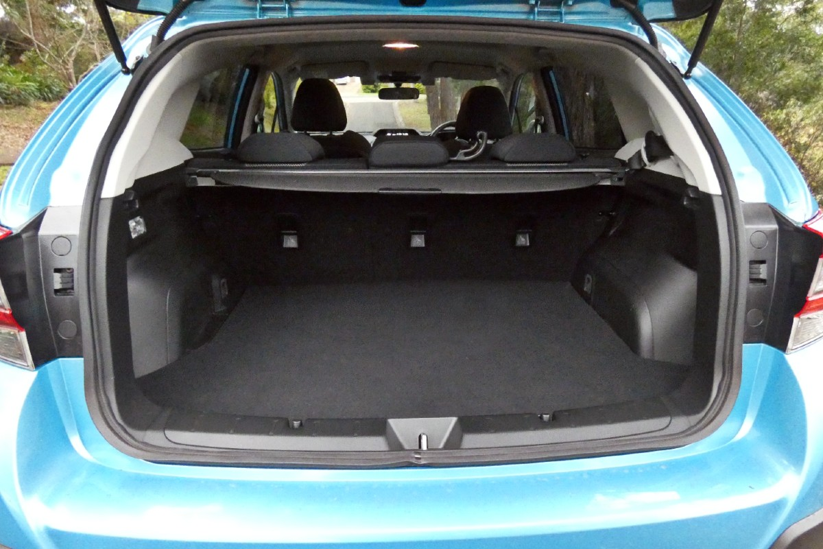 Subaru XV 2.0 HYBRID L 3