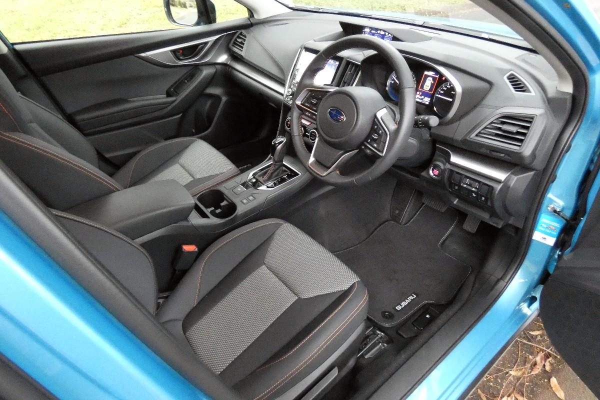 Subaru XV 2.0 HYBRID L 5