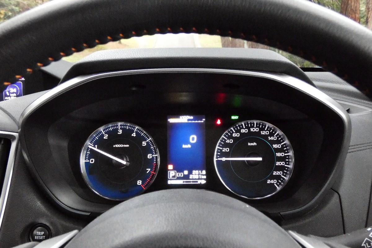 Subaru XV 2.0 HYBRID L 7