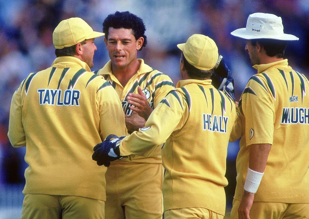 The halycon era of one day cricket