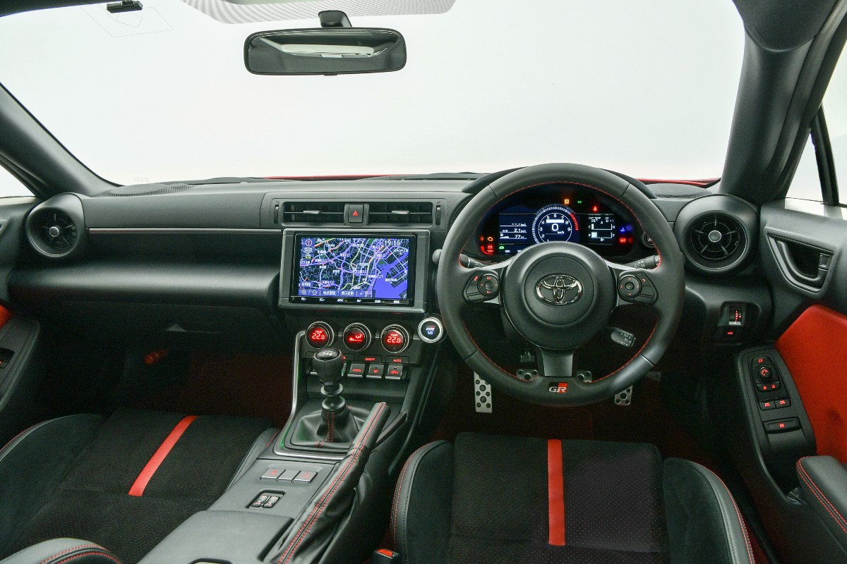 Toyota GR 86 5