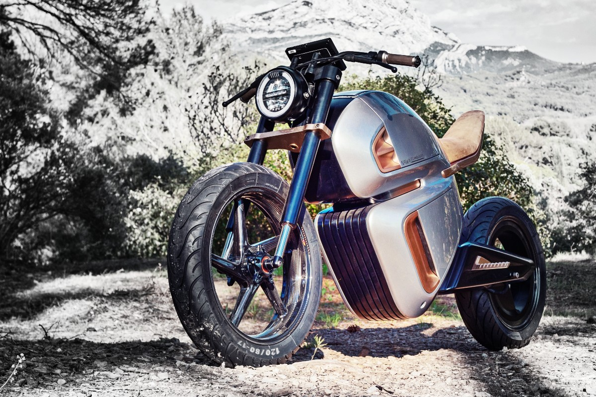 e-motorbike