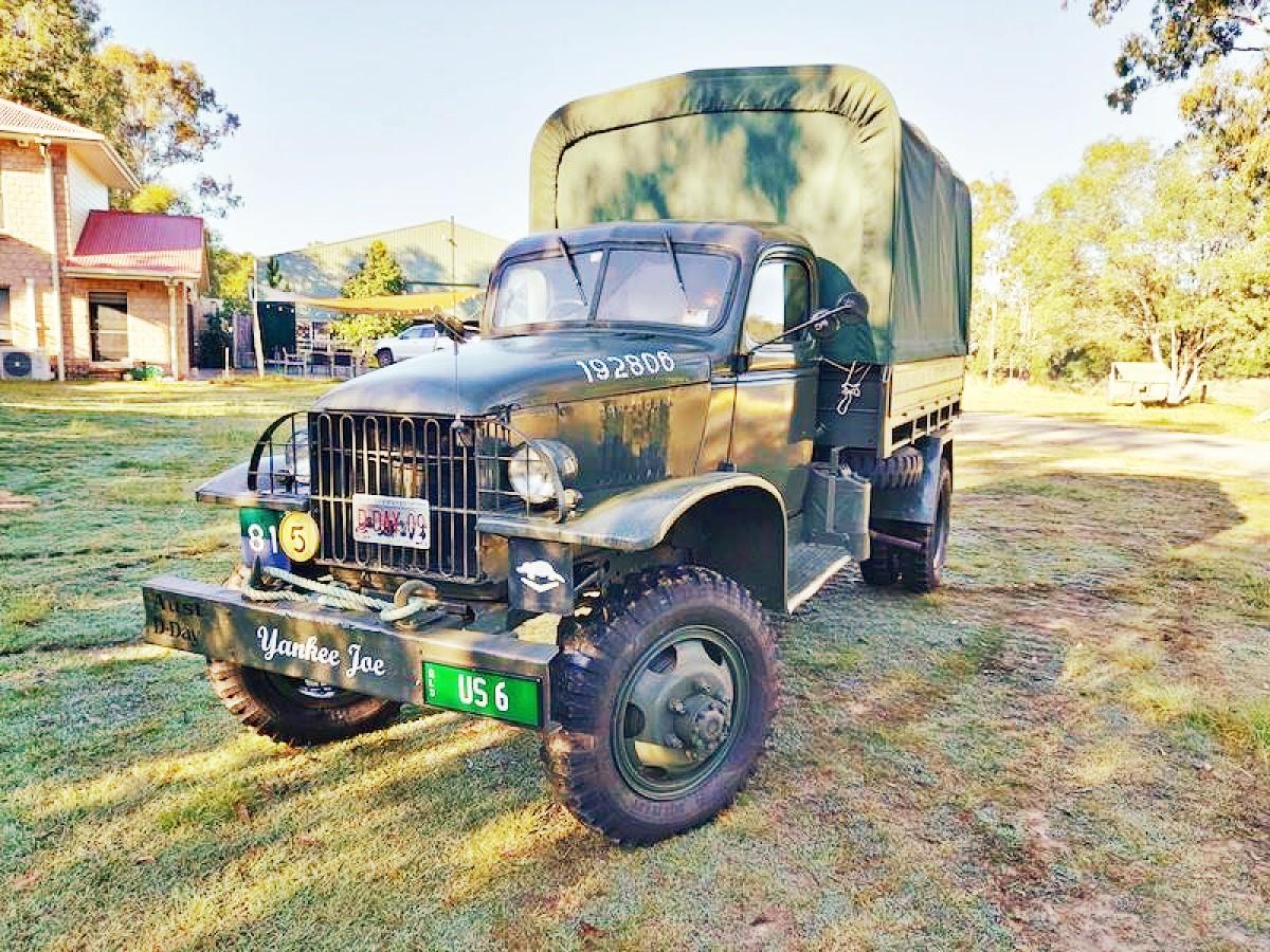 1942 Chevy Yanky Joe Truck