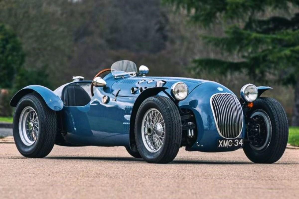 1950 HWM Alta Jaguar 1