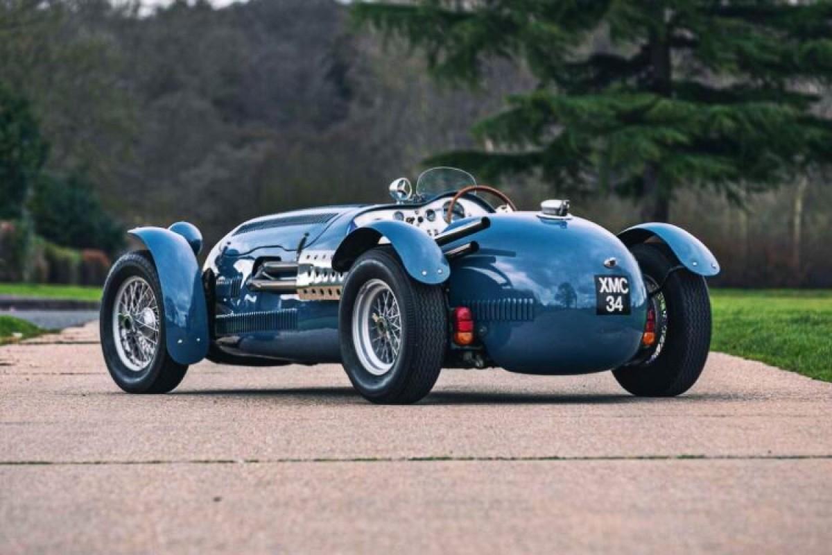 1950 HWM Alta Jaguar 2