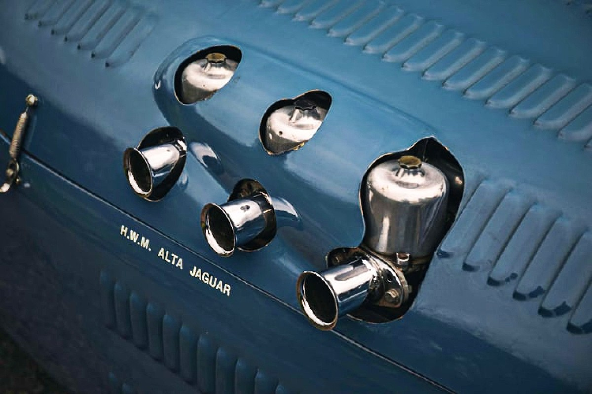 1950 HWM Alta Jaguar 5