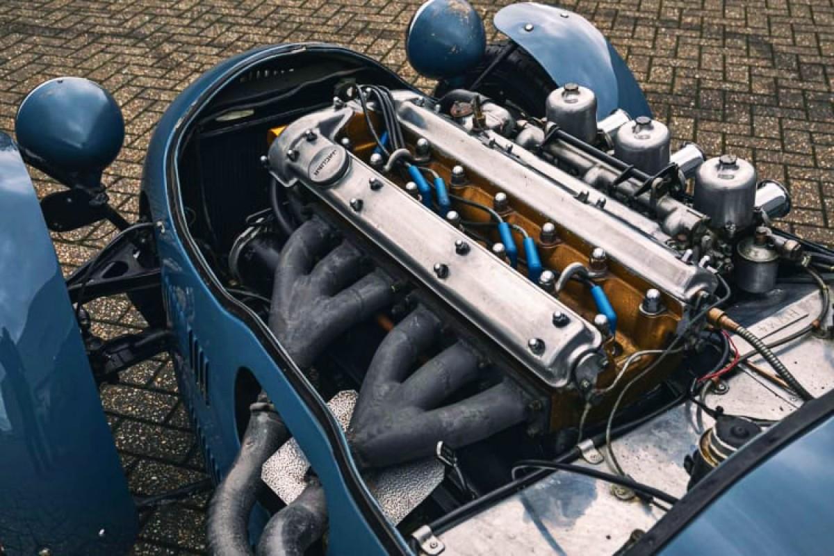 1950 HWM Alta Jaguar 6