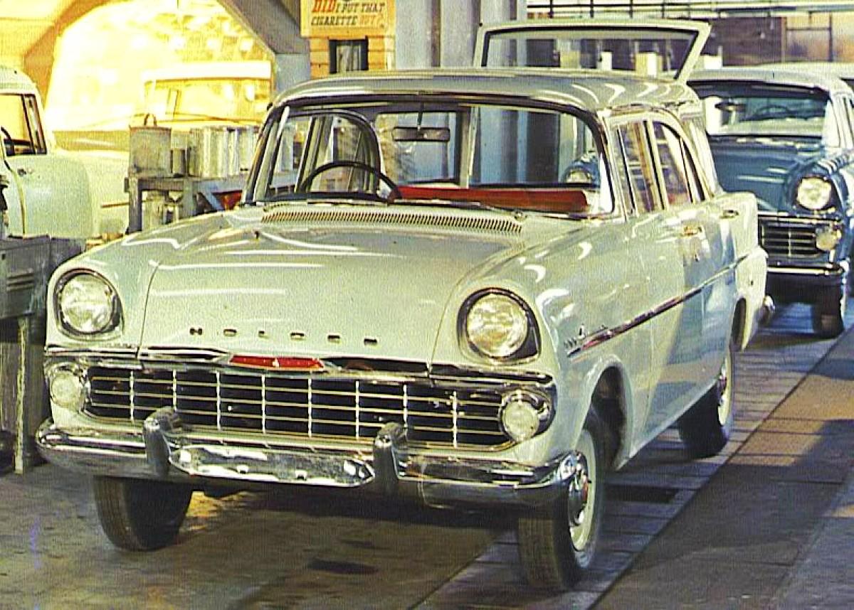 1961 EK Holden 4