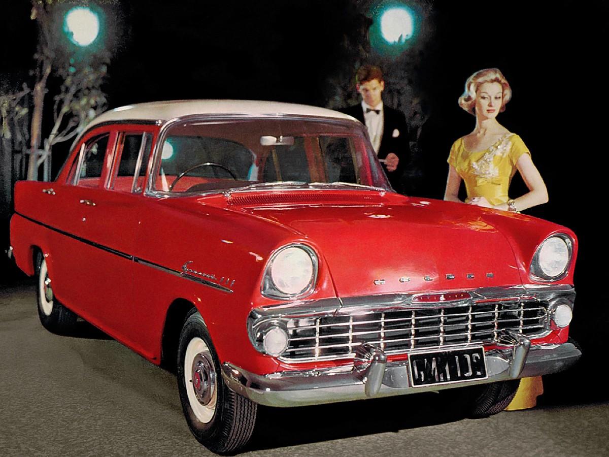 1961 EK Holden 5