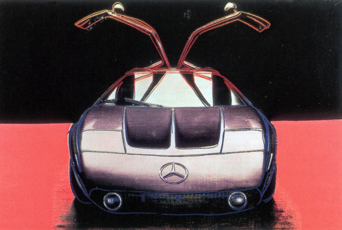 1970 Mercedes Benz C 111 Versuchswagen 1986