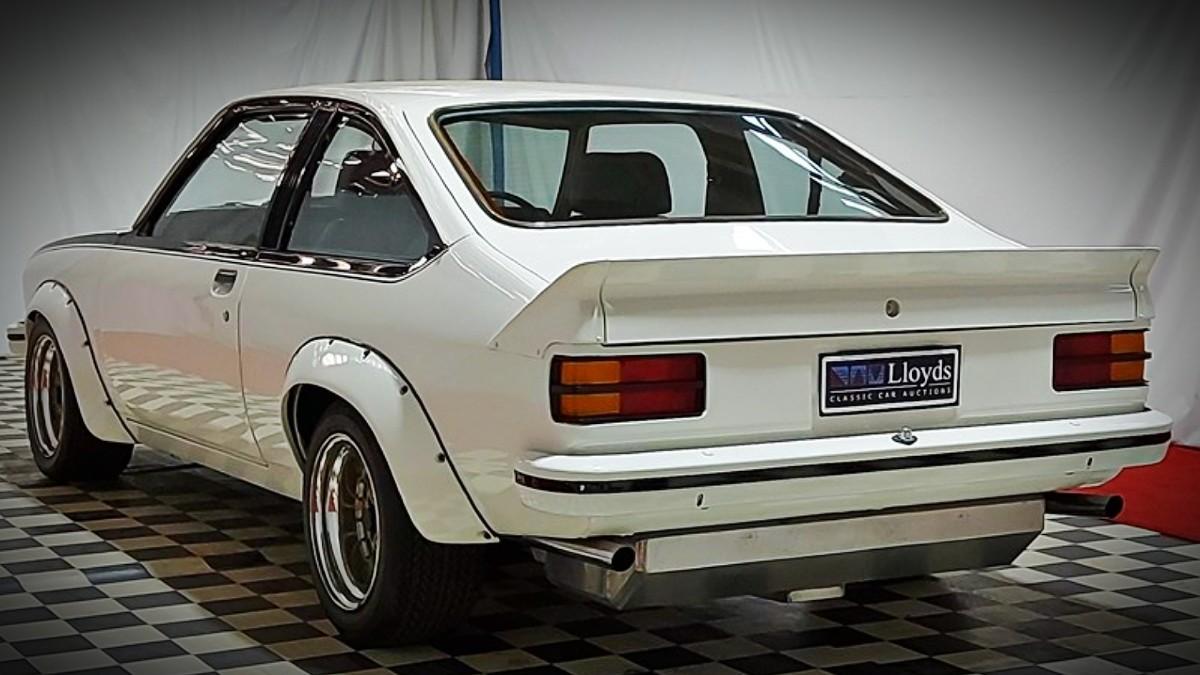1977 Holden Torana A9X Hatch 13