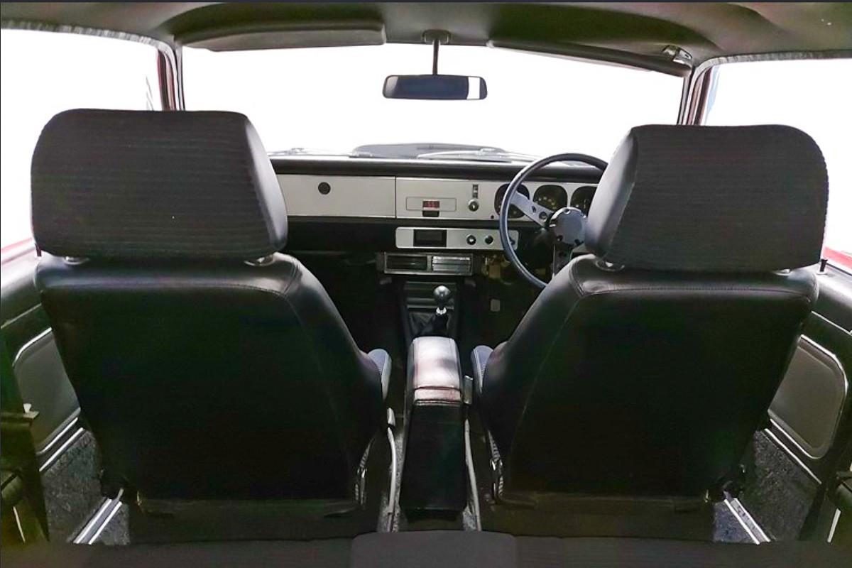1977 Holden Torana A9X Hatch 7