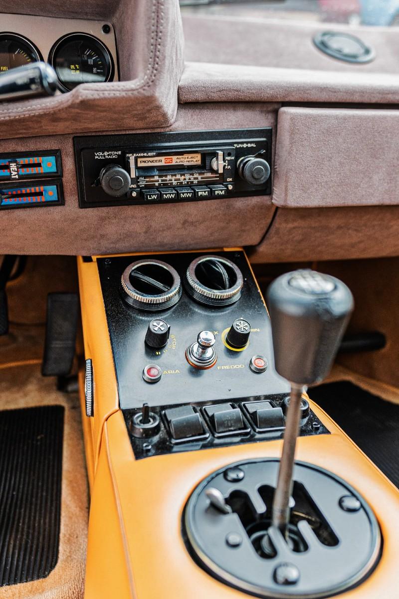 1978 Lamborghini LP400 Countach Periscopio 1