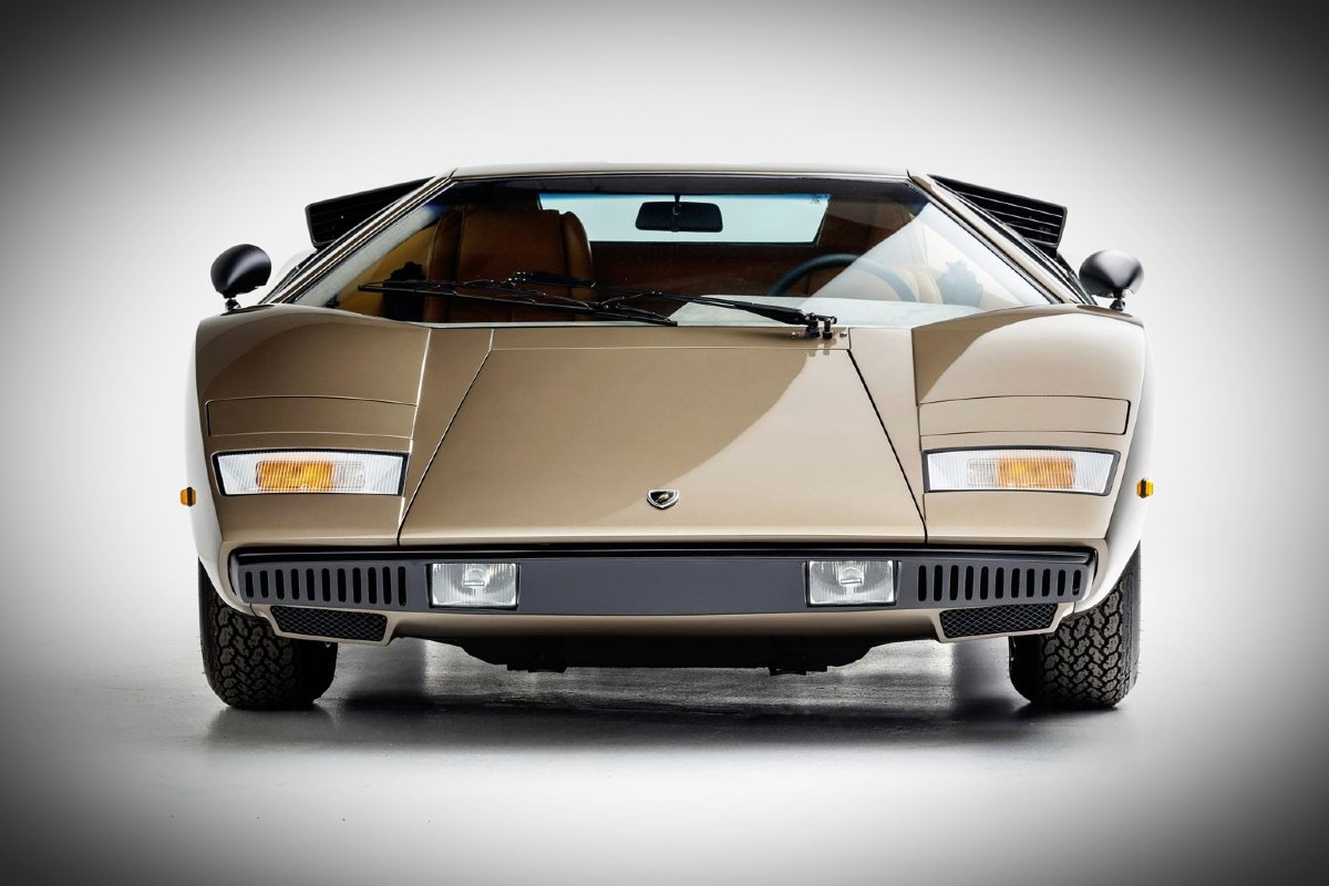 1978 Lamborghini LP400 Countach Periscopio 10