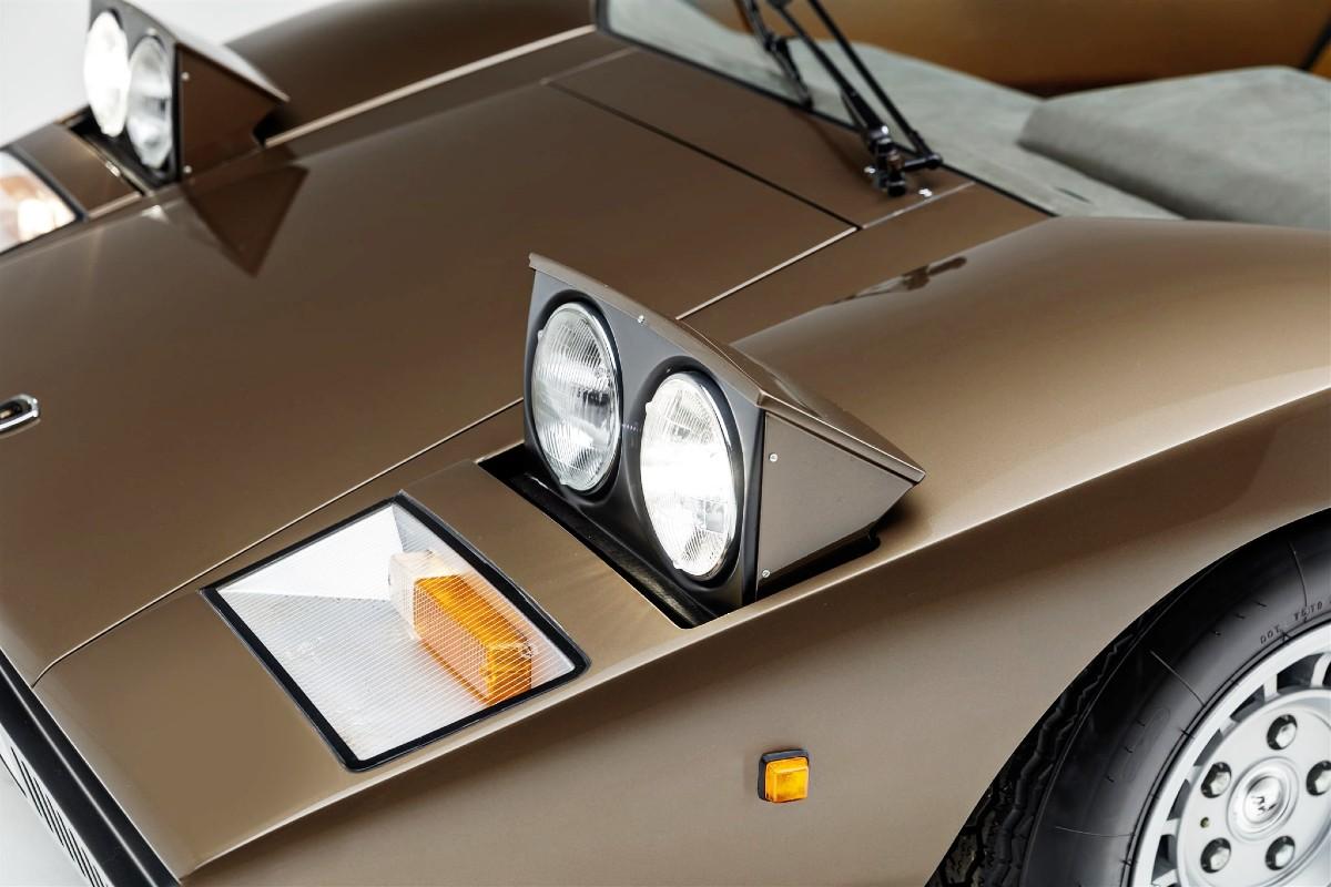 1978 Lamborghini LP400 Countach Periscopio 11