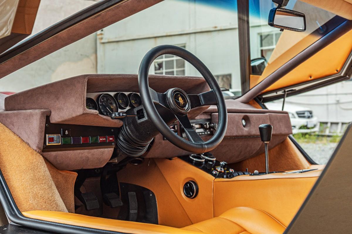 1978 Lamborghini LP400 Countach Periscopio 2