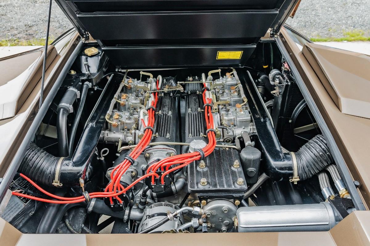 1978 Lamborghini LP400 Countach Periscopio 3
