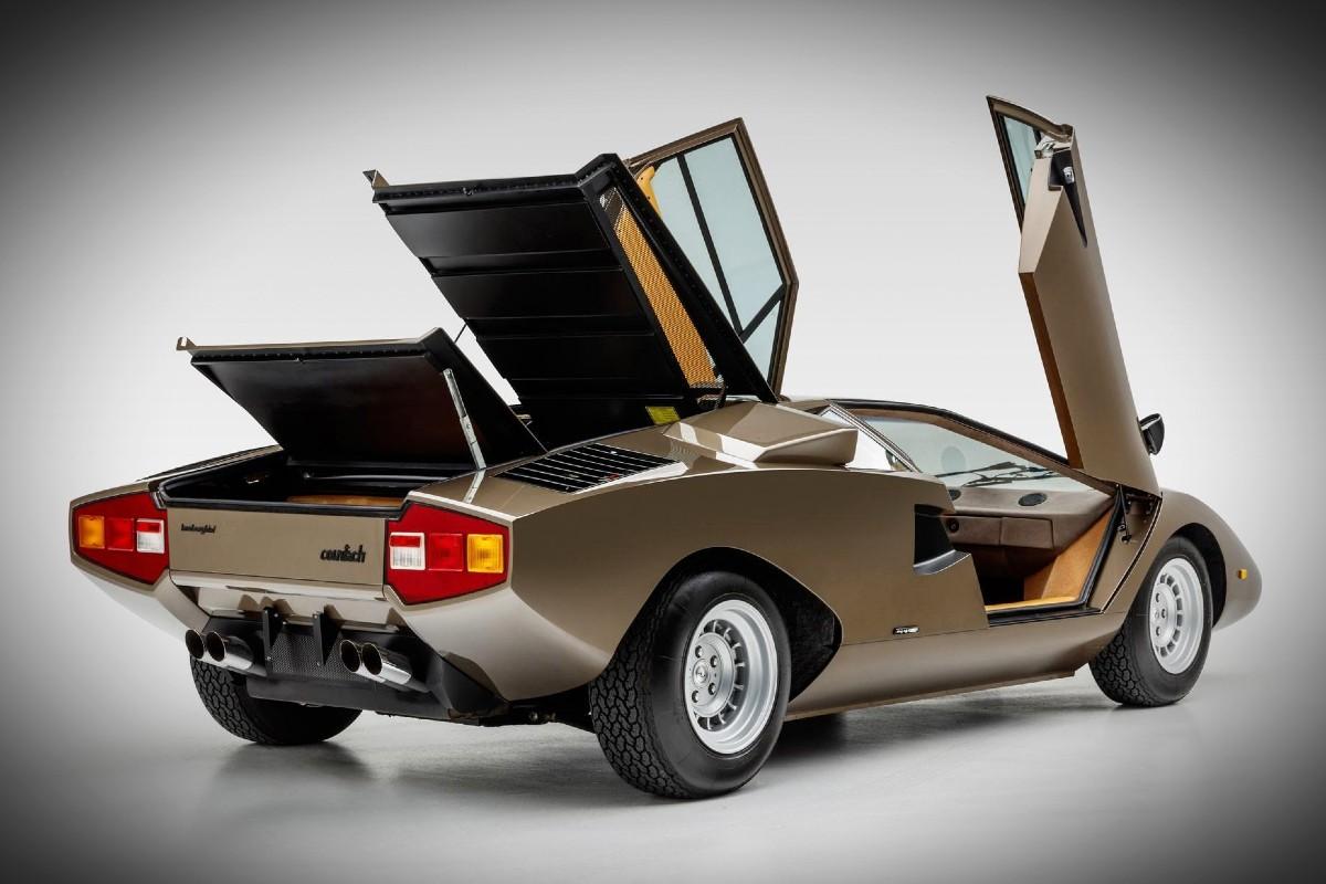 1978 Lamborghini LP400 Countach Periscopio 7