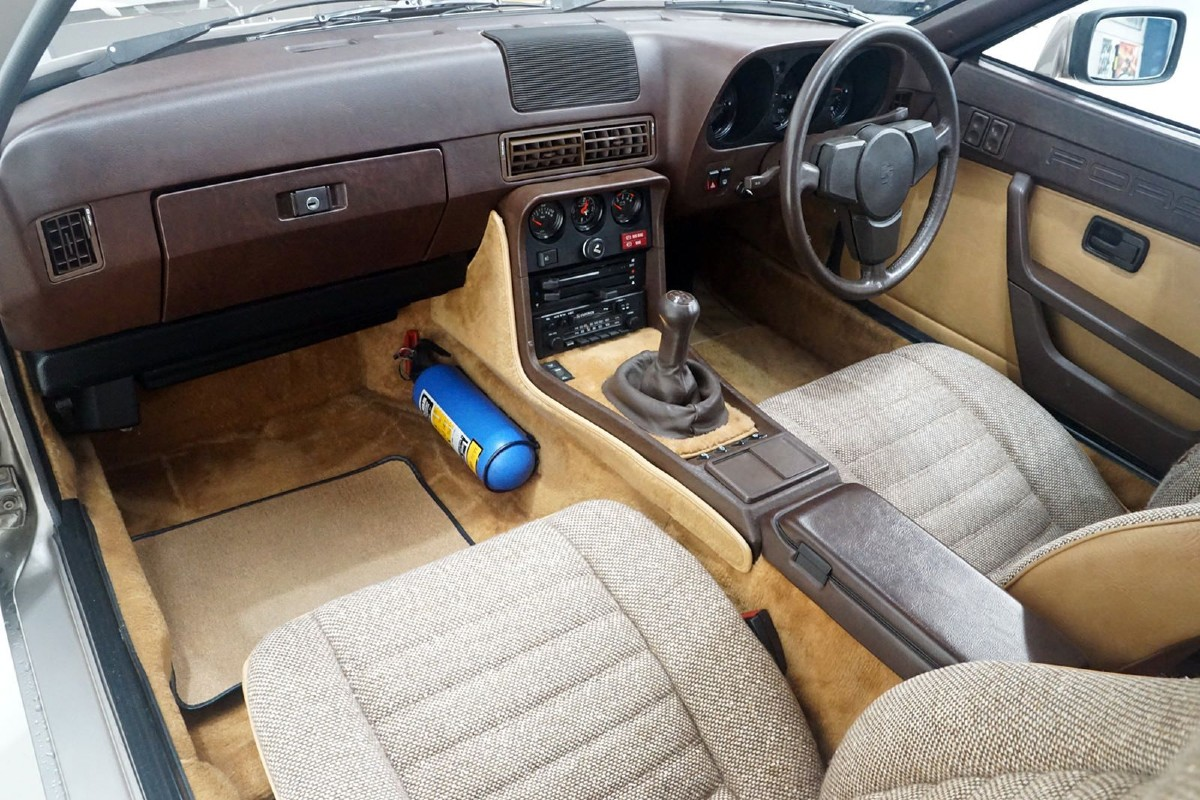 1981 Porsche 924 Coupe 1