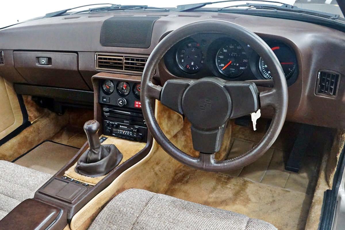 1981 Porsche 924 Coupe 12