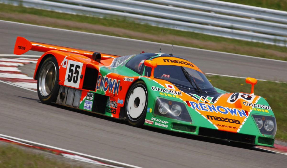 1991 Mazda Le Mans 1