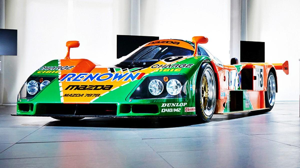 1991 Mazda Le Mans 4