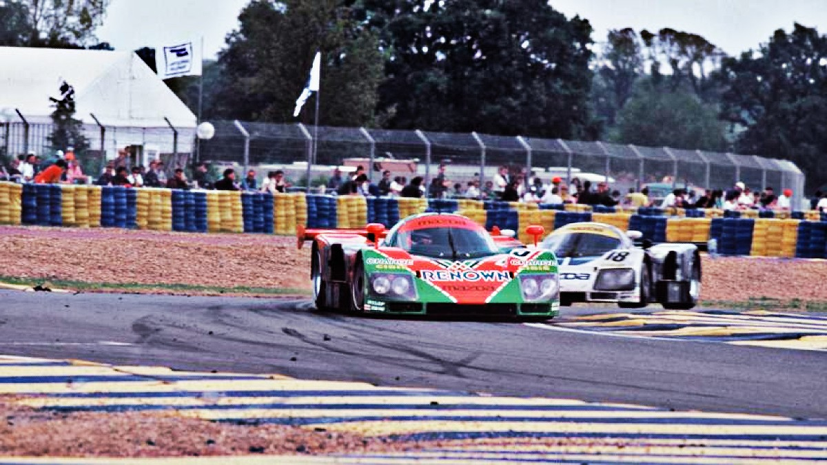 1991 Mazda Le Mans 5