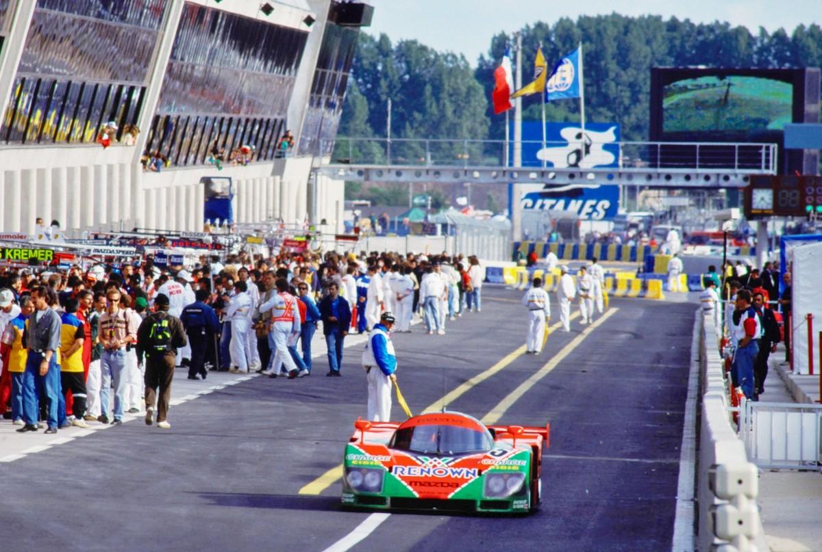 1991 Mazda Le Mans 6