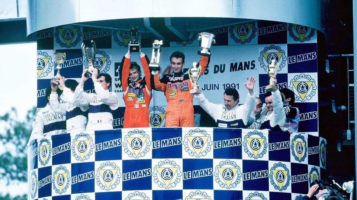 1991 Mazda Le Mans 7