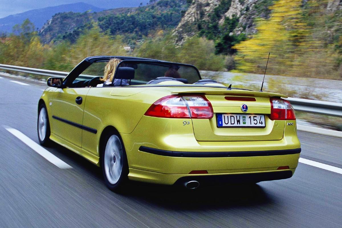 2004 Saab 9 3 Cabrio