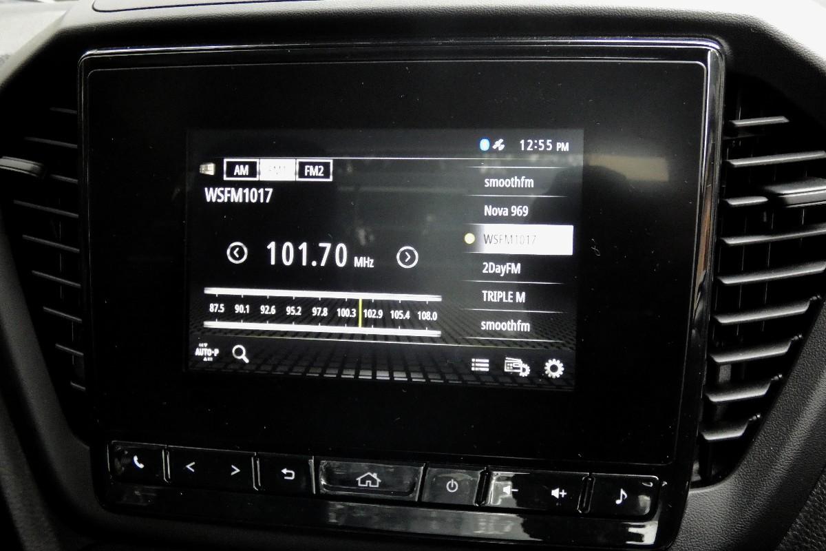 2021 Isuzu D MAX SX Single Cab Chassis 4x2 10