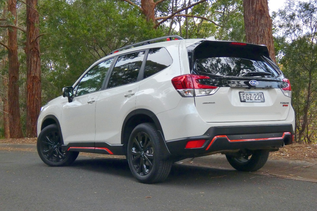 2021 Subaru Forester 2.5i Sport 1