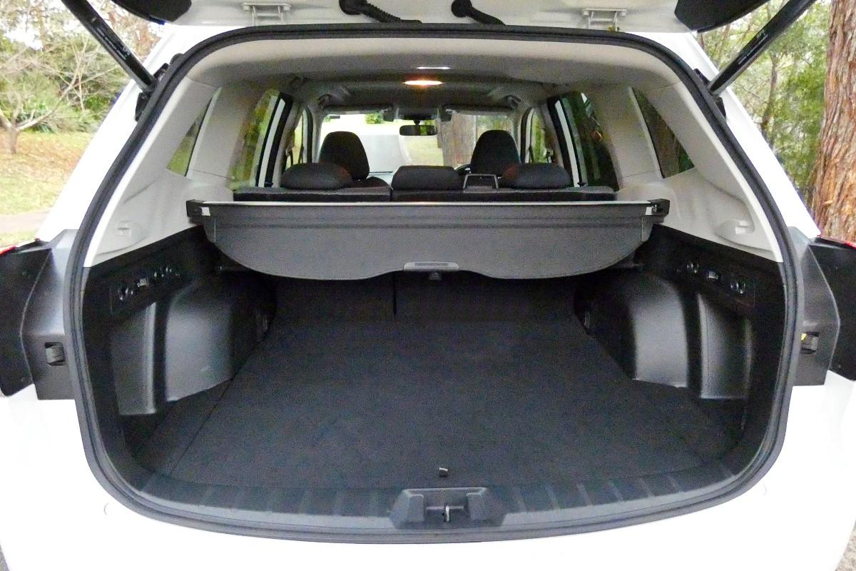 2021 Subaru Forester 2.5i Sport 2