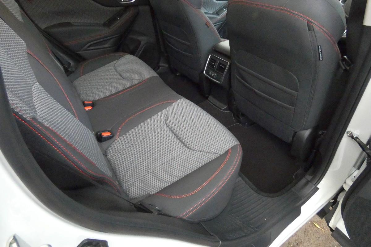 2021 Subaru Forester 2.5i Sport 3