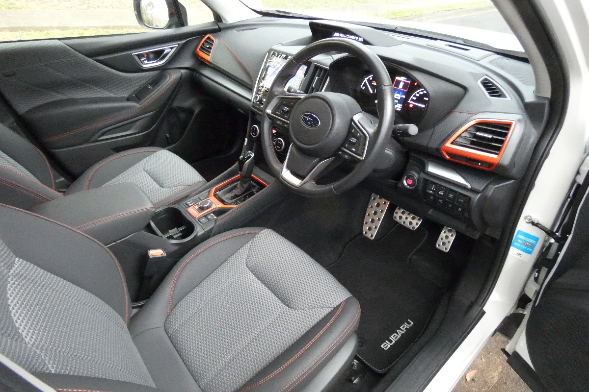 2021 Subaru Forester 2.5i Sport 4