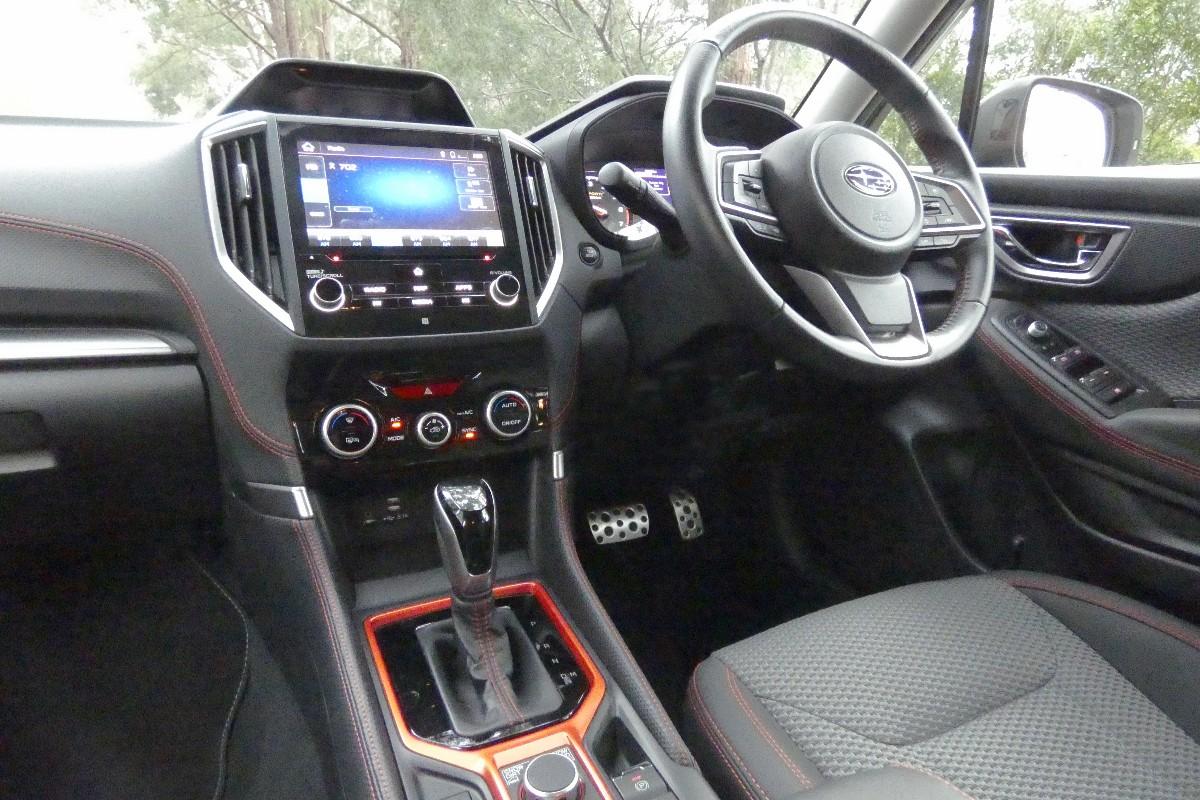 2021 Subaru Forester 2.5i Sport 5