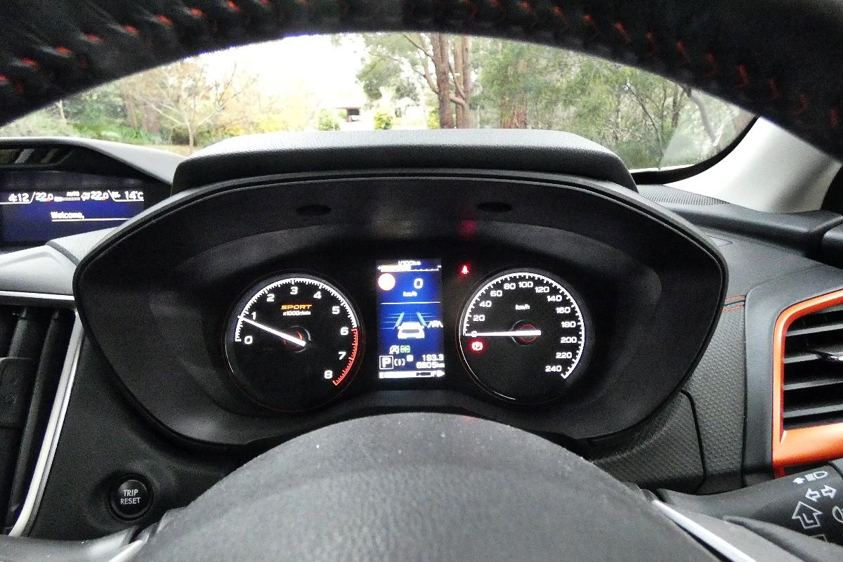 2021 Subaru Forester 2.5i Sport 6