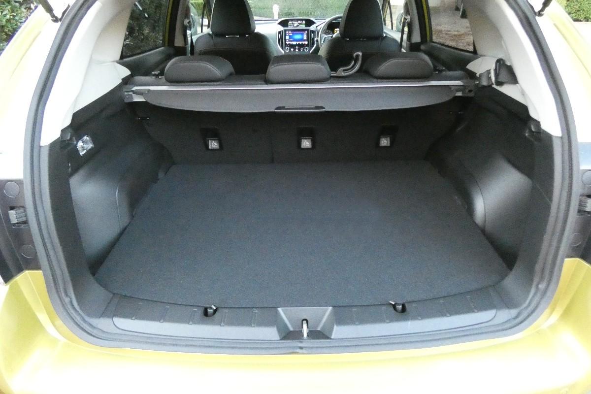 2021 Subaru XV 2.0i S 2