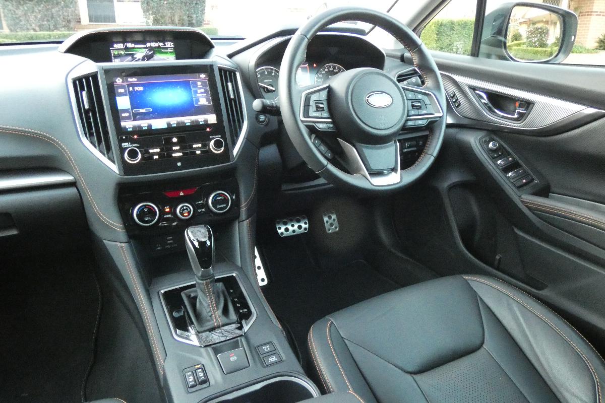 2021 Subaru XV 2.0i S 3