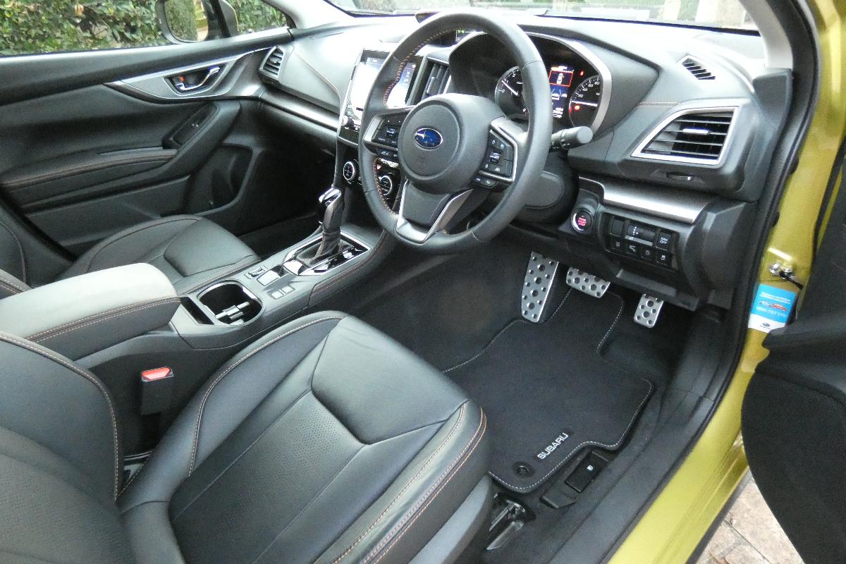 2021 Subaru XV 2.0i S 5
